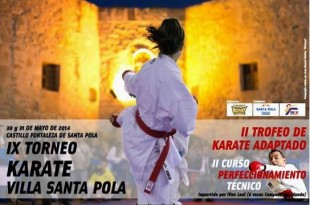 karate santa pola